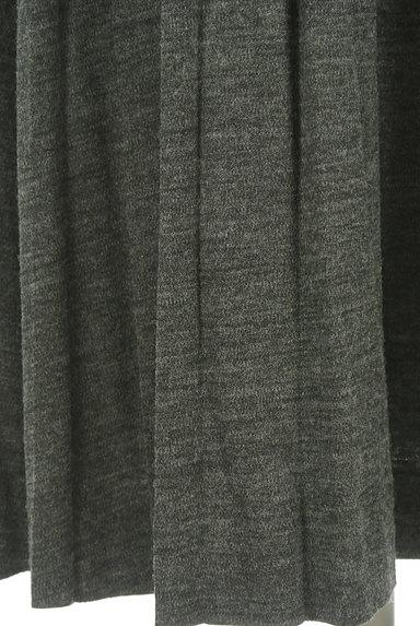 STRAWBERRY-FIELDS(ストロベリーフィールズ)の古着「ベロアリボン七分袖ワンピース(ワンピース・チュニック)」大画像5へ