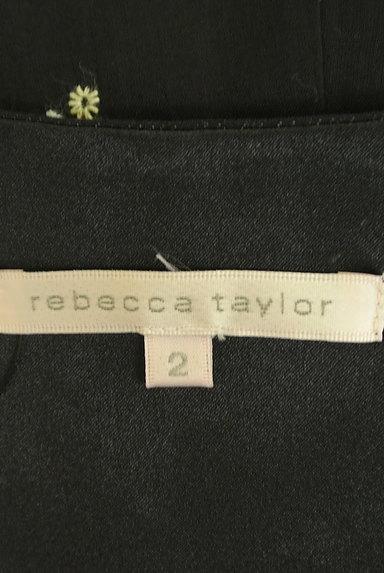 REBECCA TAYLOR(レベッカテイラー)の古着「小花柄膝下丈シアーコットンワンピース(ワンピース・チュニック)」大画像6へ
