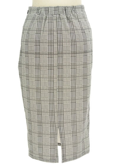 RESEXXY(リゼクシー)の古着「膝下丈チェック柄タイトスカート(スカート)」大画像2へ