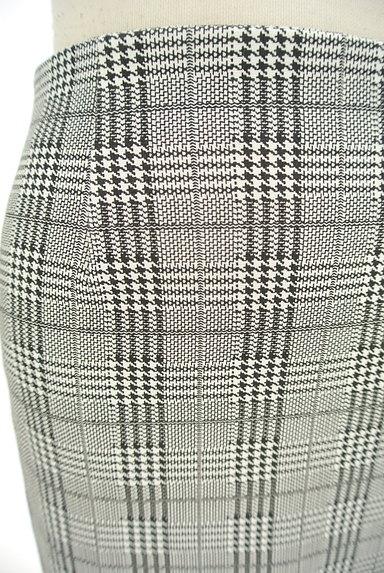 RESEXXY(リゼクシー)の古着「膝下丈チェック柄タイトスカート(スカート)」大画像4へ