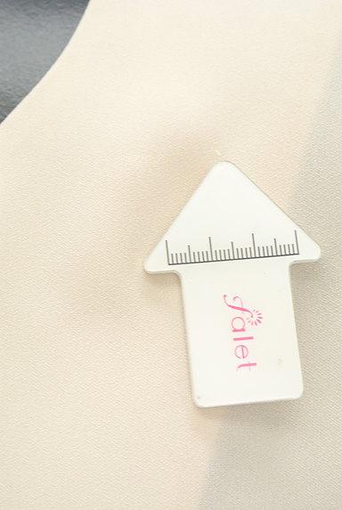 rienda(リエンダ)の古着「ティアードフリル七分袖シフォンブルゾン(ブルゾン・スタジャン)」大画像5へ