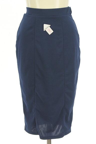 rienda(リエンダ)の古着「レースアップフリルトップス+タイトスカート(セットアップ(ジャケット+スカート))」大画像4へ