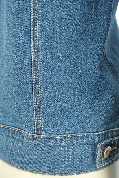 NATURAL BEAUTY BASIC(ナチュラルビューティベーシック)の古着「シンプルGジャン(ジャケット)」大画像5へ
