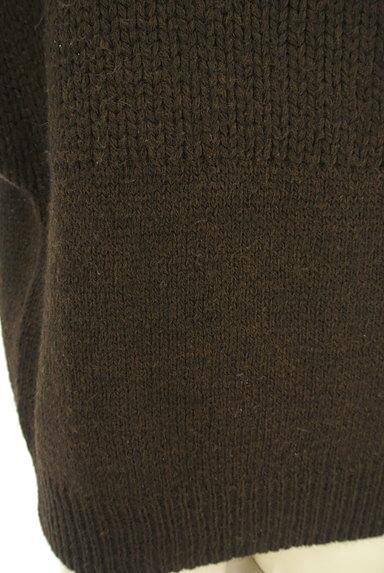 NATURAL BEAUTY BASIC(ナチュラルビューティベーシック)の古着「アルパカ混ドルマンニット(ニット)」大画像5へ