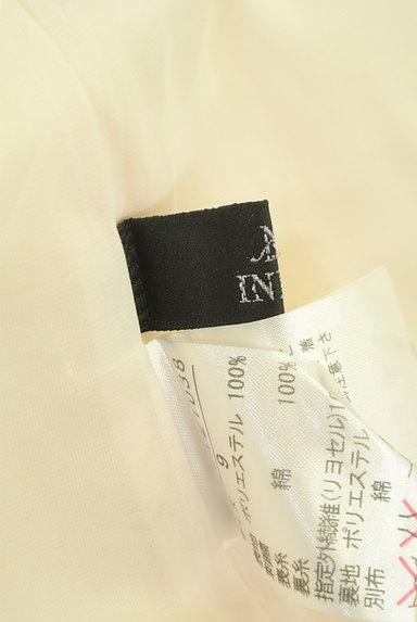 INED(イネド)の古着「膝下丈カットワーク刺繍ワンピ(ワンピース・チュニック)」大画像6へ