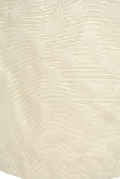 STRAWBERRY-FIELDS(ストロベリーフィールズ)の古着「バイカラーフレンチスリーブワンピ(ワンピース・チュニック)」大画像5へ