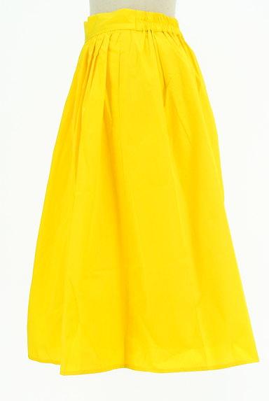 Te chichi(テチチ)の古着「ビビットカラーのフレアスカート(スカート)」大画像3へ