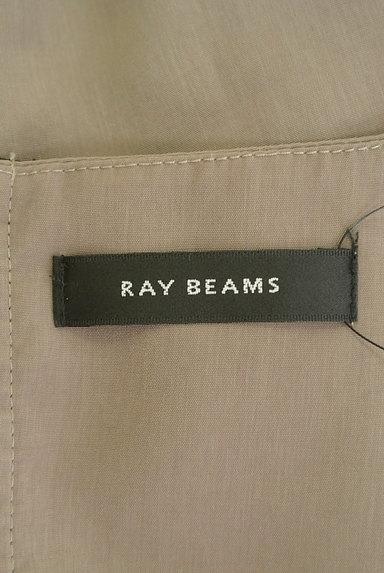 BEAMS Women's(ビームス ウーマン)の古着「タックバルーン袖ワンピース(ワンピース・チュニック)」大画像6へ