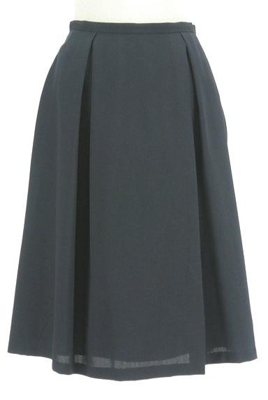 NATURAL BEAUTY BASIC(ナチュラルビューティベーシック)の古着「ふわっとタックフレアスカート(スカート)」大画像1へ