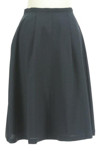 NATURAL BEAUTY BASIC(ナチュラルビューティベーシック)の古着「ふわっとタックフレアスカート(スカート)」大画像2へ