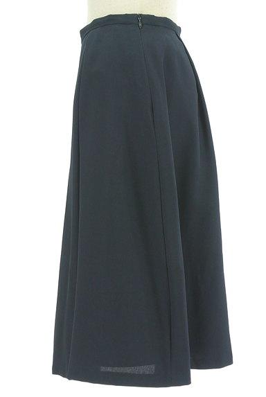 NATURAL BEAUTY BASIC(ナチュラルビューティベーシック)の古着「ふわっとタックフレアスカート(スカート)」大画像3へ