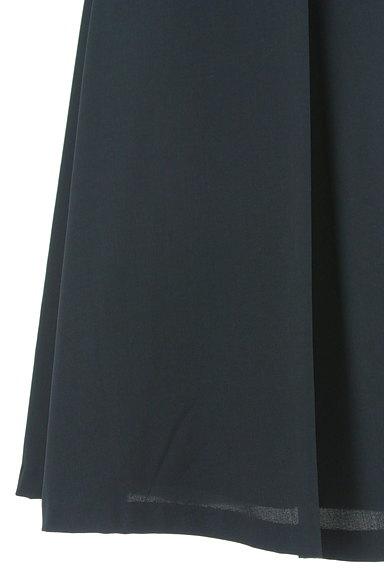 NATURAL BEAUTY BASIC(ナチュラルビューティベーシック)の古着「ふわっとタックフレアスカート(スカート)」大画像5へ