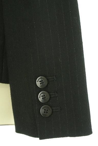 Apuweiser riche(アプワイザーリッシェ)の古着「大人の華やかテーラードジャケット(ブルゾン・スタジャン)」大画像5へ