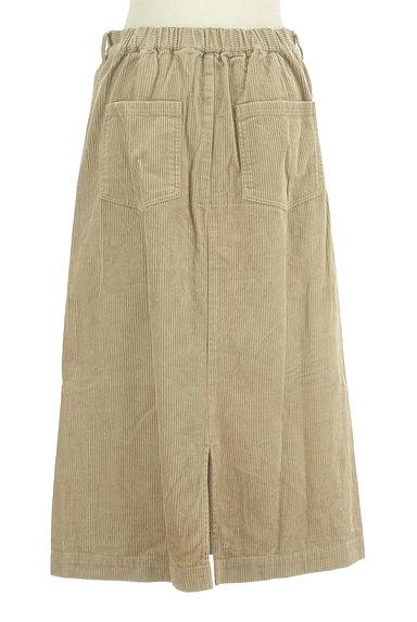 SM2(サマンサモスモス)の古着「大人ミモレコーデュロイスカート(ロングスカート・マキシスカート)」大画像2へ