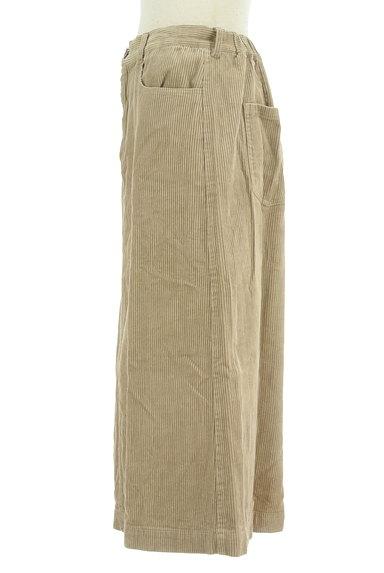SM2(サマンサモスモス)の古着「大人ミモレコーデュロイスカート(ロングスカート・マキシスカート)」大画像3へ