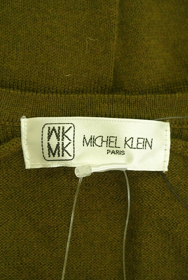 MK MICHEL KLEIN(エムケーミッシェルクラン)の古着「(ニット)」大画像6へ