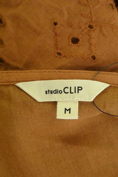 studio CLIP(スタディオクリップ)の古着「ナチュラル刺繍のロングワンピ(ワンピース・チュニック)」大画像6へ
