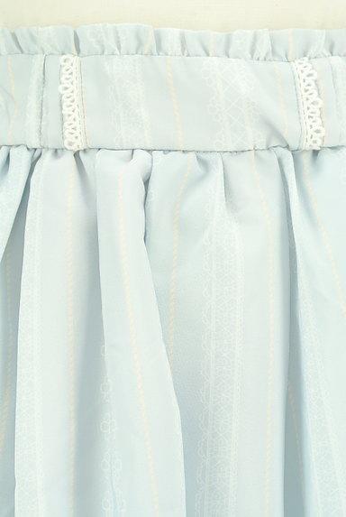axes femme(アクシーズファム)の古着「1枚でガーリーなストライプスカート(ロングスカート・マキシスカート)」大画像4へ