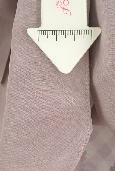 axes femme(アクシーズファム)の古着「ウサギさんのシフォンリボンスカート(スカート)」大画像5へ