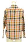 coen(コーエン)の古着「カジュアルシャツ」後ろ