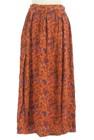 coen(コーエン)の古着「ロングスカート・マキシスカート」前