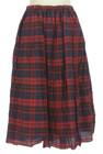 CHILD WOMAN(チャイルドウーマン)の古着「スカート」後ろ