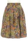 Te chichi(テチチ)の古着「スカート」後ろ