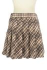 LODISPOTTO(ロディスポット)の古着「ミニスカート」後ろ
