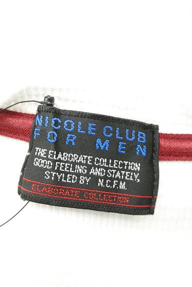 NICOLE(ニコル)の古着「迷彩&格子柄サーマルカットソー(カットソー・プルオーバー)」大画像6へ