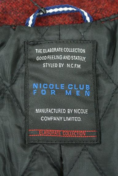 NICOLE(ニコル)の古着「中綿入りダッフルコート(コート)」大画像6へ