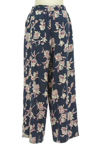 BARNYARDSTORM(バンヤードストーム)の古着「オリエンタル花柄ワイドパンツ(パンツ)」大画像2へ