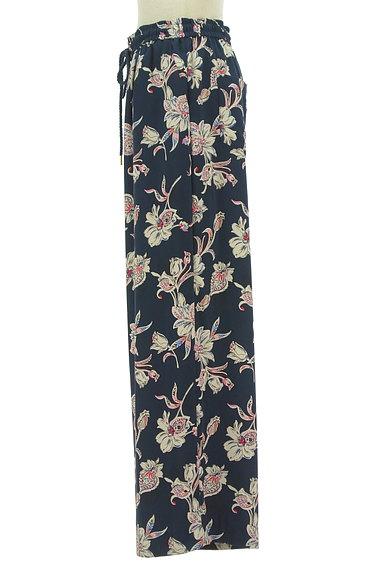BARNYARDSTORM(バンヤードストーム)の古着「オリエンタル花柄ワイドパンツ(パンツ)」大画像3へ
