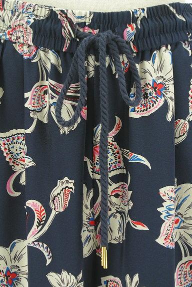 BARNYARDSTORM(バンヤードストーム)の古着「オリエンタル花柄ワイドパンツ(パンツ)」大画像4へ