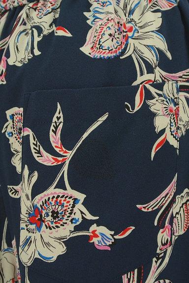 BARNYARDSTORM(バンヤードストーム)の古着「オリエンタル花柄ワイドパンツ(パンツ)」大画像5へ