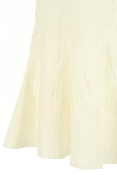 MISCH MASCH(ミッシュマッシュ)の古着「マーメイドニットスカート(ロングスカート・マキシスカート)」大画像5へ