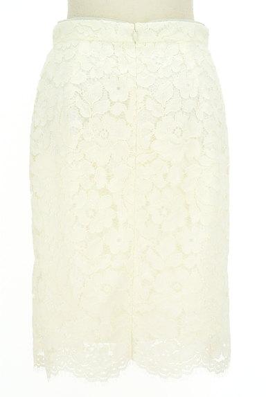 MISCH MASCH(ミッシュマッシュ)の古着「ミディ丈花柄総レースタイトスカート(スカート)」大画像2へ
