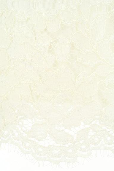 MISCH MASCH(ミッシュマッシュ)の古着「ミディ丈花柄総レースタイトスカート(スカート)」大画像5へ