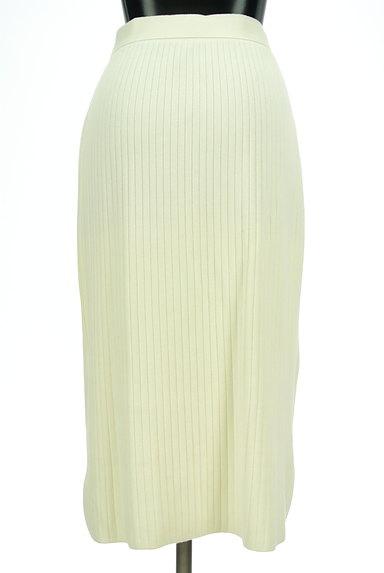 PROPORTION BODY DRESSING(プロポーションボディ ドレッシング)の古着「大人ニットのやわらかセットアップ(セットアップ(ジャケット+スカート))」大画像5へ