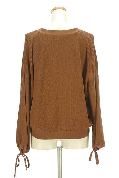 AREA FREE(自由区)の古着「ふんわり袖のショートカーディガン(カーディガン・ボレロ)」大画像2へ