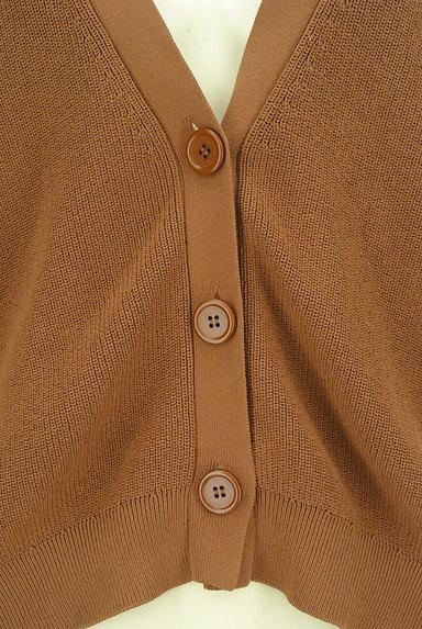 AREA FREE(自由区)の古着「ふんわり袖のショートカーディガン(カーディガン・ボレロ)」大画像4へ