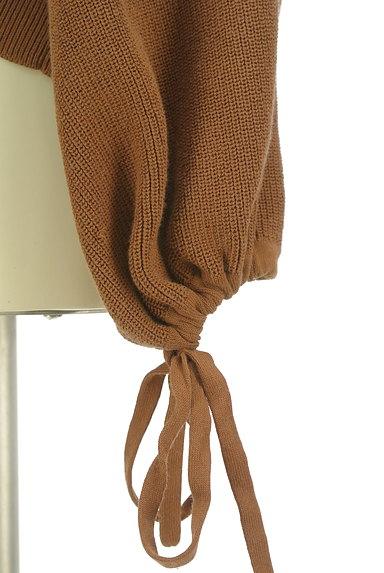 AREA FREE(自由区)の古着「ふんわり袖のショートカーディガン(カーディガン・ボレロ)」大画像5へ