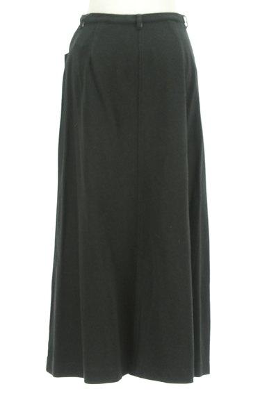 INGEBORG(インゲボルグ)の古着「花とロゴプリントやわらかスカート(ロングスカート・マキシスカート)」大画像2へ