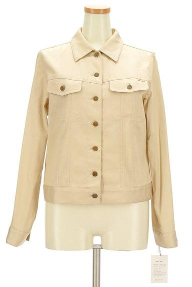 INGEBORG(インゲボルグ)の古着「ワンポイントロゴ刺繍ジャケット(ジャケット)」大画像1へ