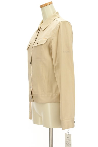 INGEBORG(インゲボルグ)の古着「ワンポイントロゴ刺繍ジャケット(ジャケット)」大画像3へ