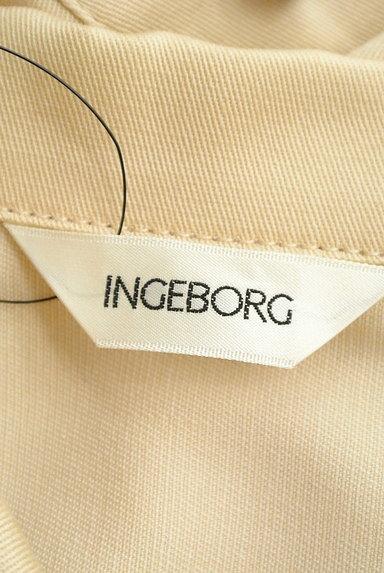 INGEBORG(インゲボルグ)の古着「ワンポイントロゴ刺繍ジャケット(ジャケット)」大画像6へ
