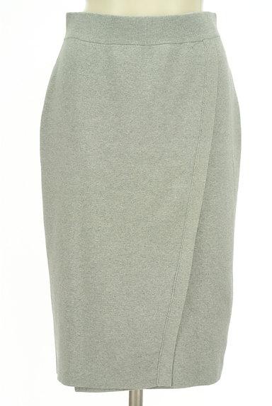 ivory court(アイボリーコート)の古着「簡単大人ニットのセットアップ(セットアップ(ジャケット+スカート))」大画像5へ