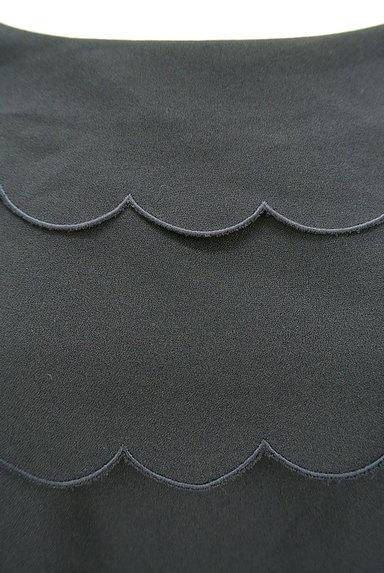 Couture Brooch(クチュールブローチ)の古着「スカラップティアードフリルカットソー(カットソー・プルオーバー)」大画像4へ