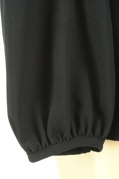 Couture Brooch(クチュールブローチ)の古着「スカラップティアードフリルカットソー(カットソー・プルオーバー)」大画像5へ