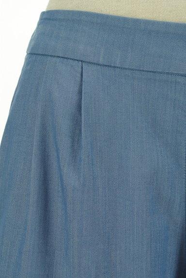 Couture Brooch(クチュールブローチ)の古着「ダンガリーワイドガウチョパンツ(パンツ)」大画像4へ