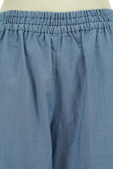 Couture Brooch(クチュールブローチ)の古着「ダンガリーワイドガウチョパンツ(パンツ)」大画像5へ